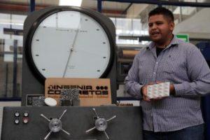 Jovenes Mexicanos de la UNAM (UNIVERSIDAD NACIONAL AUTONOMA DE MEXICO).  A sus 25 años, Gregorio Allan Rodríguez Ortiz ya es director General de Ingenia