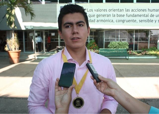 Mexicano ganó concurso de matemáticas en China. Isaac Jair Jimenez, originario de Culiacán Sinaloa, si fue ganador del China International Mathematics Competition, revela una publicación realizada el 6 de junio de 2017 por Conacyt.