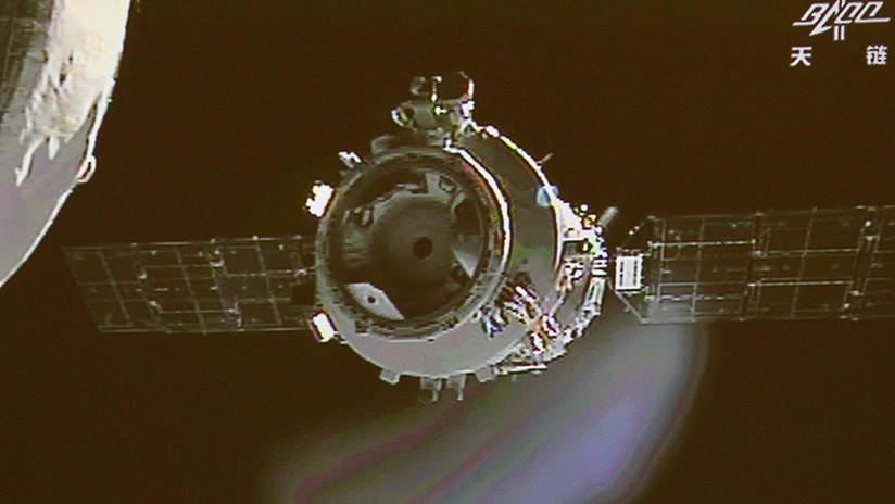 Estación espacial China fuera de control, chocará este fin de semana.