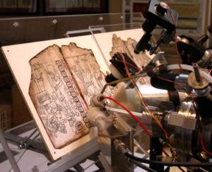 Sí es maya y es el más antiguo de América:Códice Grolier.  Demos la bienvenida al Códice Maya de México, anteriormente conocido como el Códice Grolier, el cual se ha convertido en el texto prehispánico más antiguo.