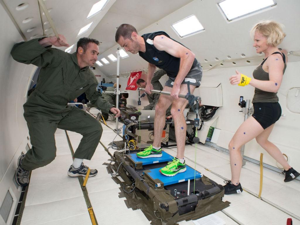 La NASA;El cuerpo humano es frágil para viajar a Marte. Un estudio financiado por la NASA demostró que los viajes al espacio profundo como el 'planeta rojo' podrían tener graves consecuencias para los astronautas.