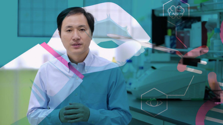 ¿Dónde está el científico chino He Jiankui?