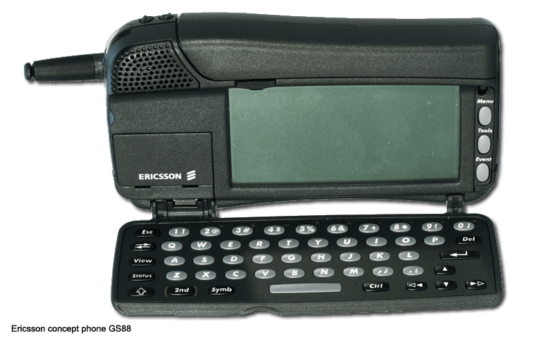¿Cual fue el primer smartphone de la historia?
