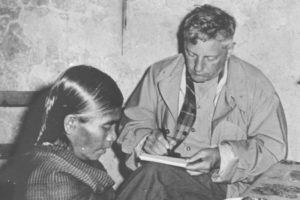 MARIA SABINA Y ALBERT HOFMANN