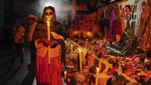 Día de Muertos en el México precuahutemico