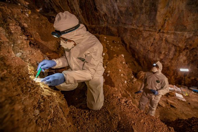 Descubren evidencia humana de 30,000 años de antigüedad en la Cueva del Chiquihuite, Zacatecas