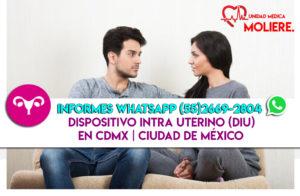 (DIU anticonceptivo) en CDMX | Ciudad de México
