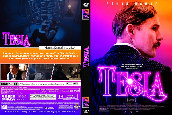 'Tesla' la película mírala online gratis aquí.
