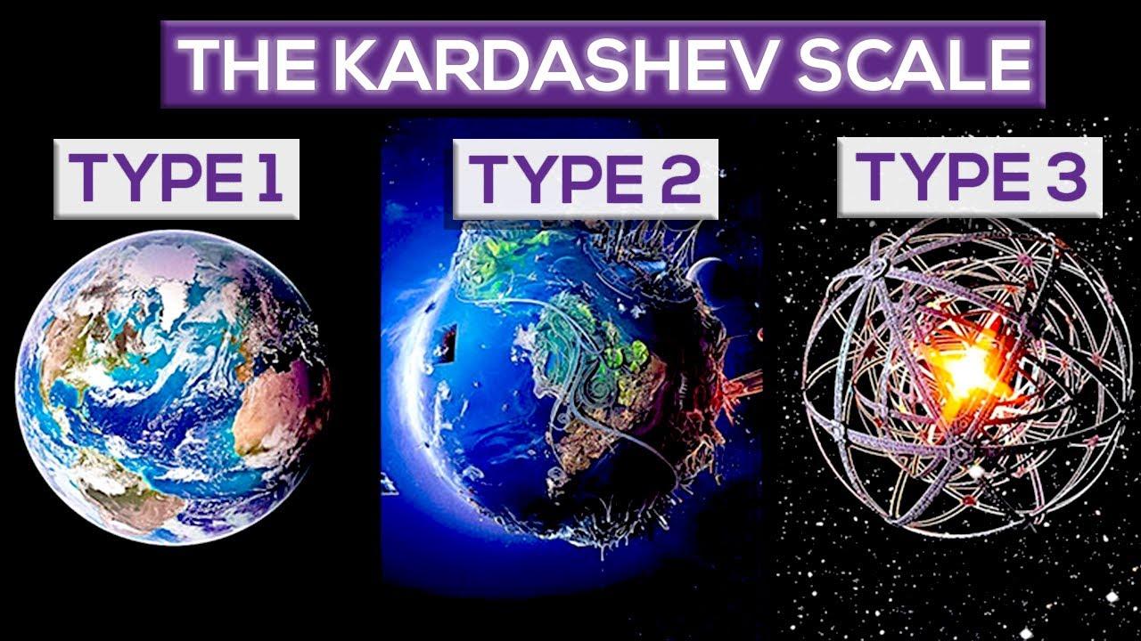 Escala de Kardashov |mira como se mide el nivel de avance tecnológico de una civilización.