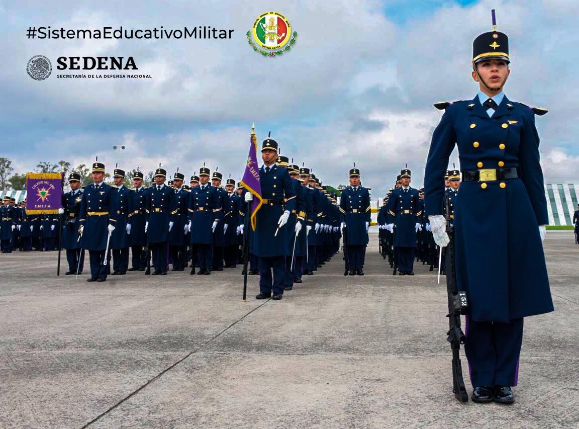 Consulta aquí cuales son las carreras militares en México