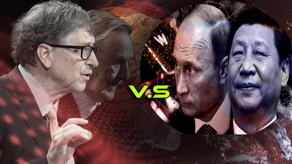 El gran reseteo mundial vs El gran despertar mundial