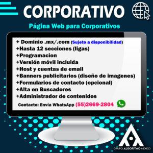 MARKETING DIGITAL , DISEÑO Y PROGRAMACIÓN WEB MÉXICO 4