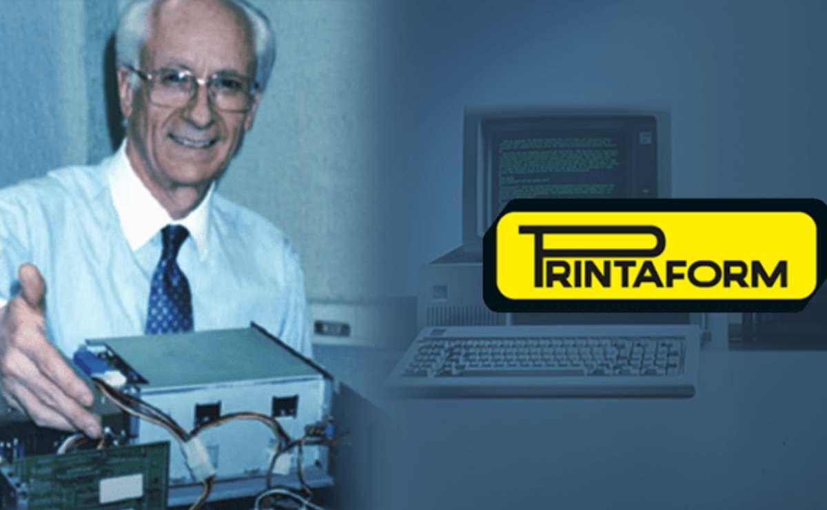 PRINTAFORM,la computadora mexicana que competía con IBM y Mac